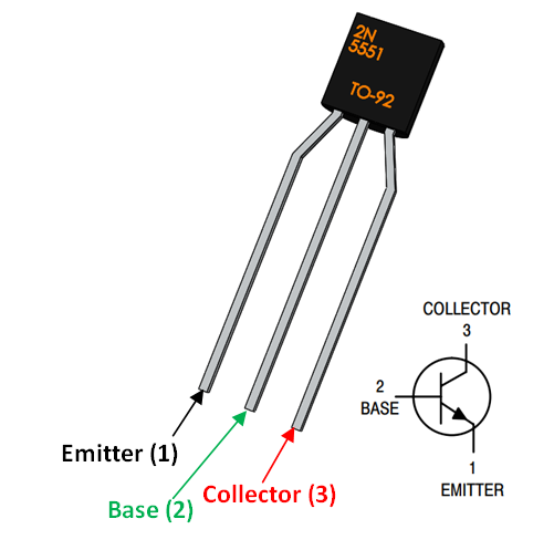 2N5551 Transistor Pinout, Features, Equivalent & Datasheet