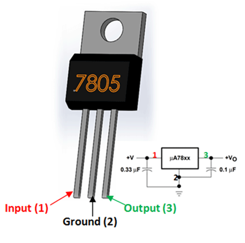 [Obrazek: 7805-Voltage-Regulator-Pinout.png]