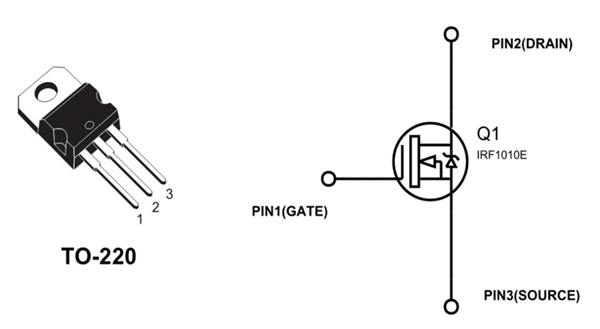 Pleasing Irf1010E Mosfet Pinout Features Equivalents Datasheet Wiring Cloud Hisonuggs Outletorg