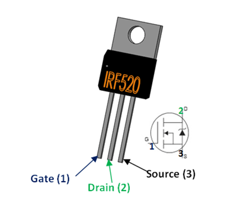 Swell Irf520 Mosfet Pinout Datasheet Features Alternatives Wiring Digital Resources Instshebarightsorg