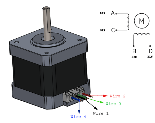 Longs Stepper Motor Wiring Diagram - Collection