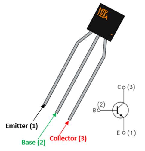 nte123ap transistor datasheet  pinout  features  u0026 equivalents