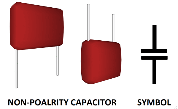 X Rated Capacitor Pinout With Symbol