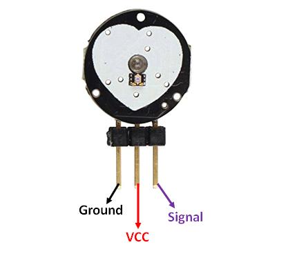 Pulse Sensor Pinout, Configuration & How Pulse Sensor Works