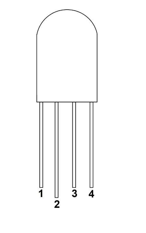 rgb led pinout features circuit datasheet. Black Bedroom Furniture Sets. Home Design Ideas