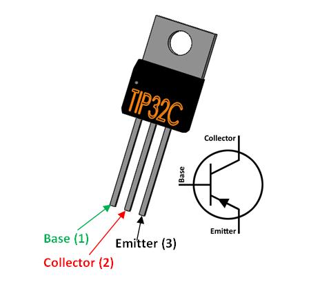 TI TIP101 Transistor TO-220 NPN 3-Pins New Quantity-1