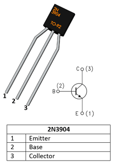 2N3904 Transistor Pinout, Equivalent, Features & Datasheet