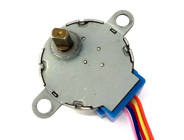 28BYJ-48 Stepper Motor Pinout Wiring, Specifications, Uses