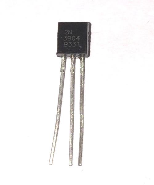 10 x 2N3904 NPN Transistor TO-92-1st Class