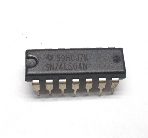 74LS04 - NOT Gate IC
