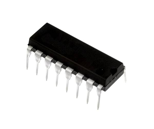 74LS83 4-bit Full Adder IC