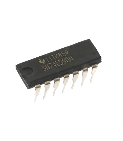 74LS90 BCD Counter IC