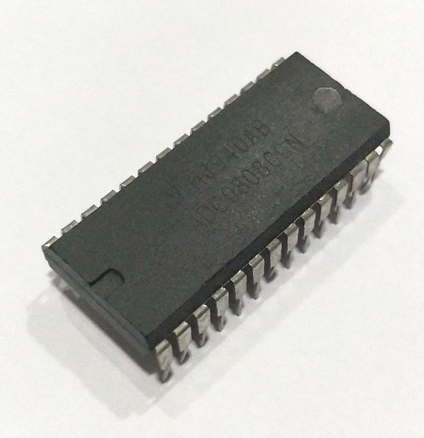 ADC0808 IC