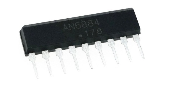 AN6884 LED Driver IC