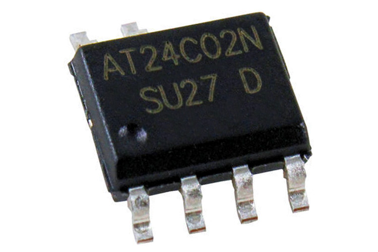 AT24C02 Two Wire Serial EEPROM