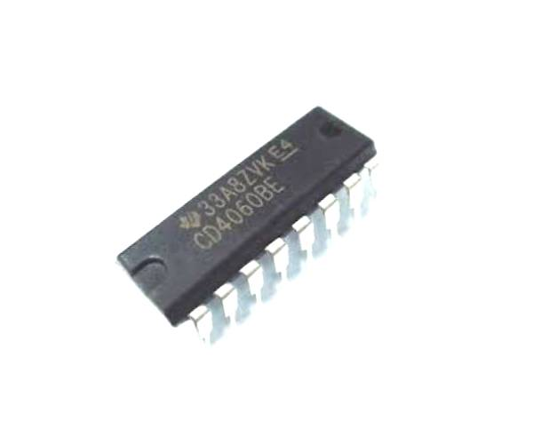 CD4060 14-Stage Binary Counter IC