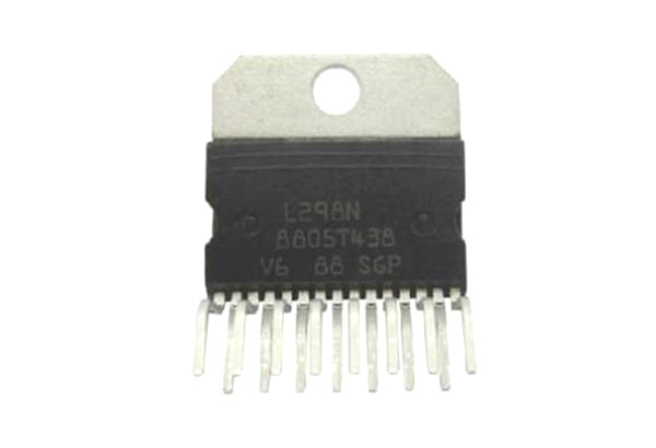 L298N - Dual Full-Bridge Driver IC