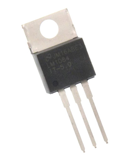 LM1084 Low Dropout Positive Regulator