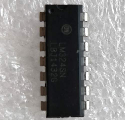 LM324 IC Pinout, Specifications, Equivalent, Example