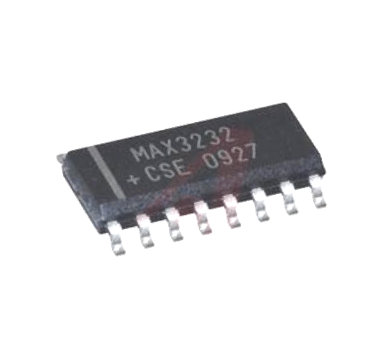 MAX3232 - RS232 to TTL Converter IC