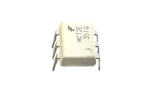 MCT2E - Phototransistor Optocoupler IC