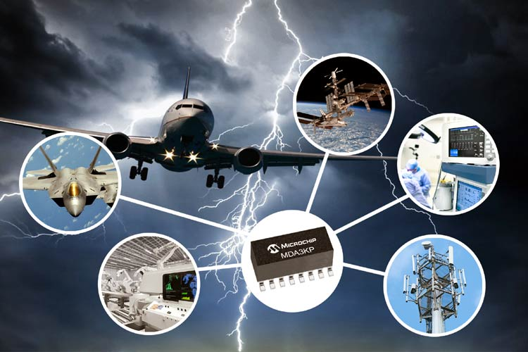 MDA3KP - Rugged TVS Diodes for Space and Military Applications