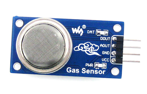 MQ2 Gas Sensor Pinout, Features, Equivalents & Datasheet