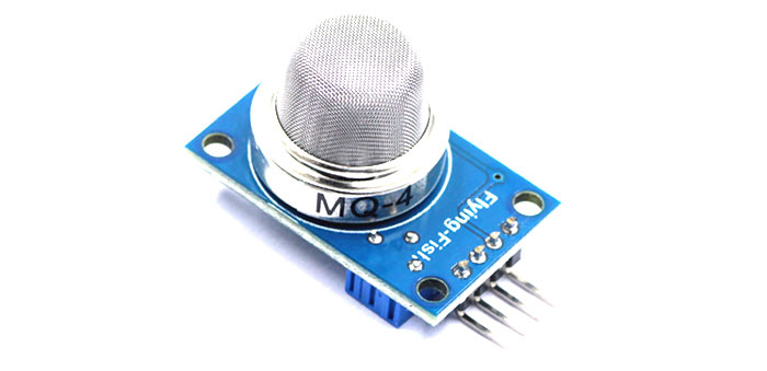 MQ-4 Methane Gas Sensor Pinout, Datasheet, Features, Specs