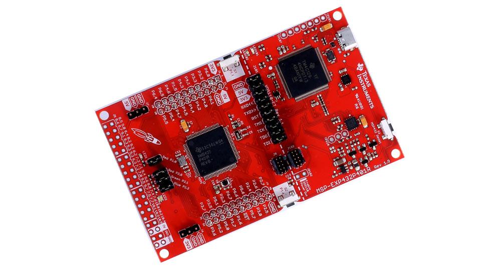 MSP432 Pinout, Configuration, Features & Datasheet