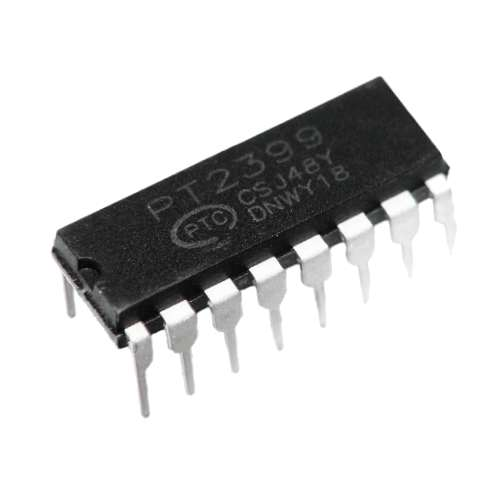 PT2399 Digital Delay Echo Audio Processor Pinout, Datasheet
