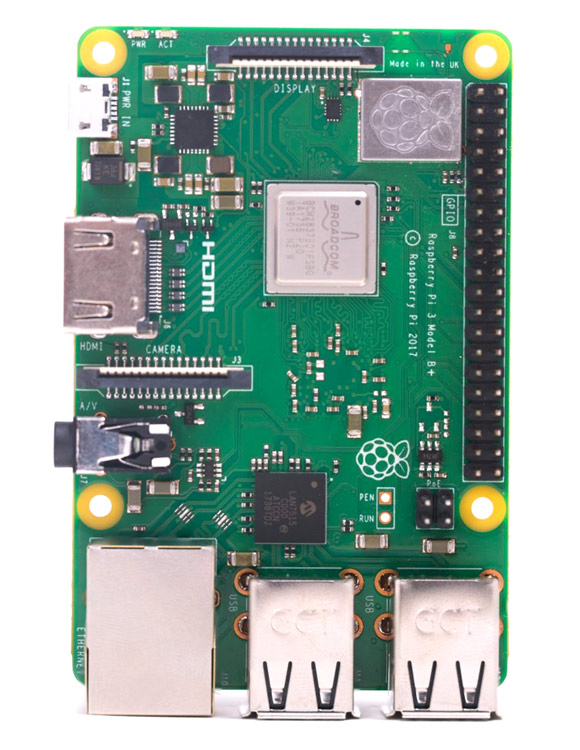 Raspberry pi 3 model b maximum sd card
