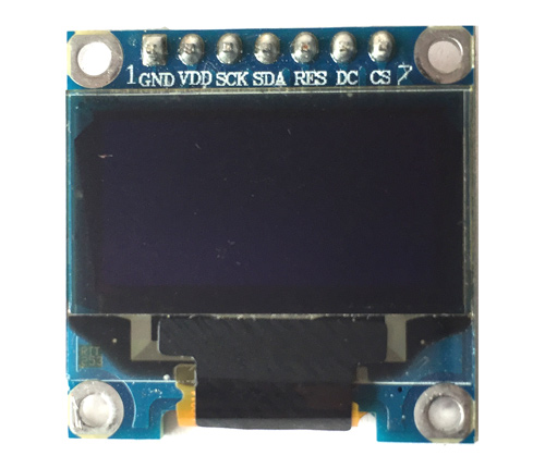SSD1306 OLED Display Pinout, Features & Datasheet