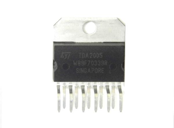 TDA2005 20W Bridge Audio Power Amplifier IC
