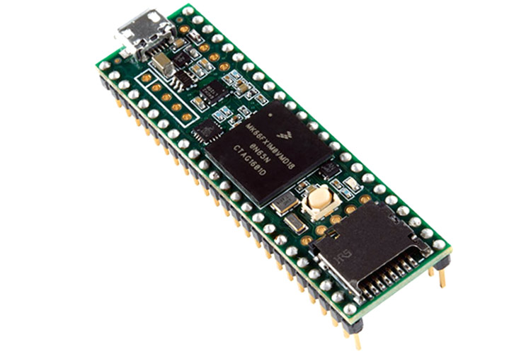 TEENSY 3.6 Development Board