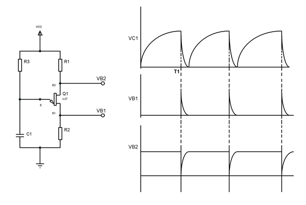 2N2646 application circuit