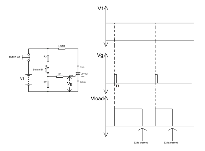 2p4m scr circuit diagram
