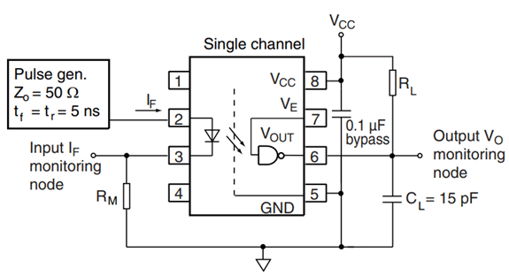 6N137 Optocoupler Pinout, Equivalent, Features & Datasheet
