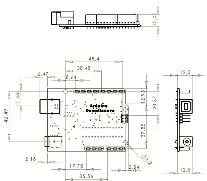 arduino uno pin diagram  specifications  pin configuration arduino uno circuit board diagram Arduino Uno Drawing