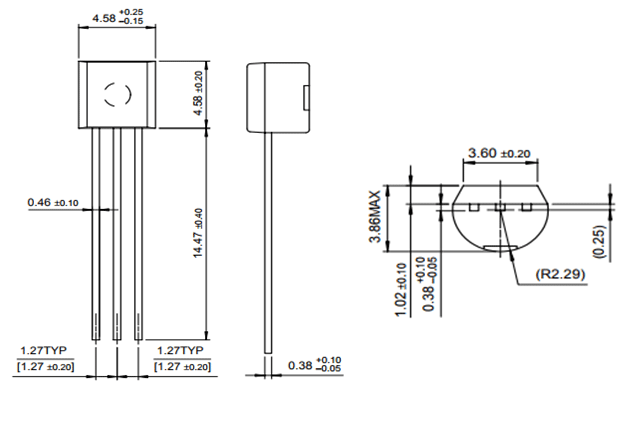 BC547 Transistor: Pinout, Diagrams, Equivalents & Datasheet
