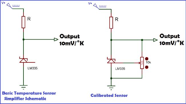 Stupendous Lm335 Temperature Sensor Pinout Features Circuit Datasheet Wiring Cloud Hisonuggs Outletorg