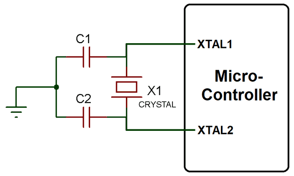 Crystal Oscillator Pinout Connections Features Datasheet