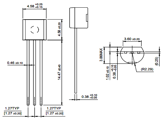 Ds18b20 Temperature Sensor Pinout  Specifications  Equivalents  U0026 Datasheet