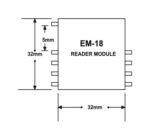 Admirable Em18 Rfid Reader Module Pinout Equivalents Circuit Datasheet Wiring Digital Resources Almabapapkbiperorg