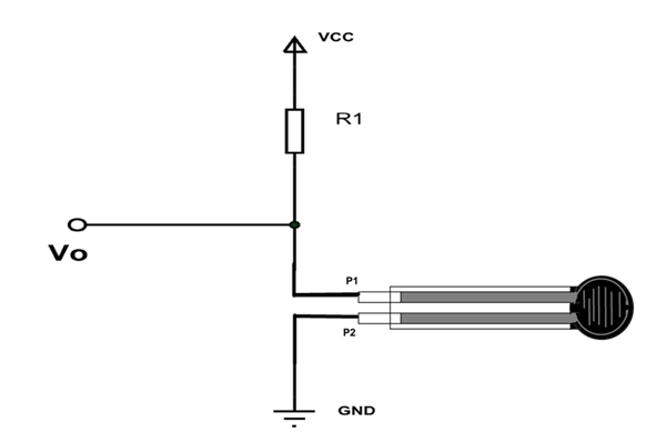 Force Sensor Circuit