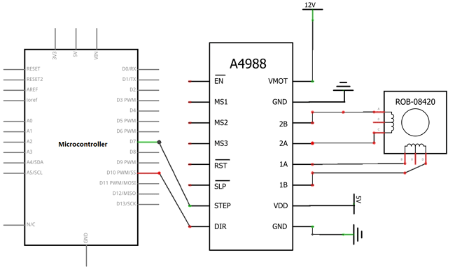 How to Use A4988 Driver Module