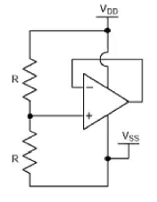 Inverting Buffer Op Amp