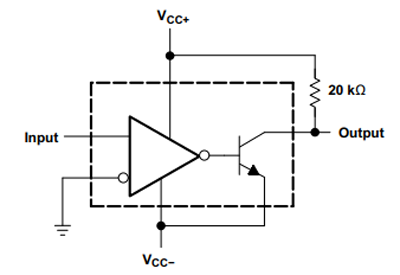 LM111N Application Circuit
