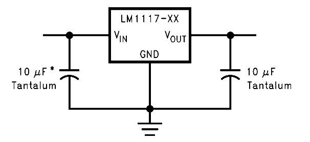 Lm1117 Linear Voltage Regulator Pinout  Features  Equivalent  U0026 Datasheet