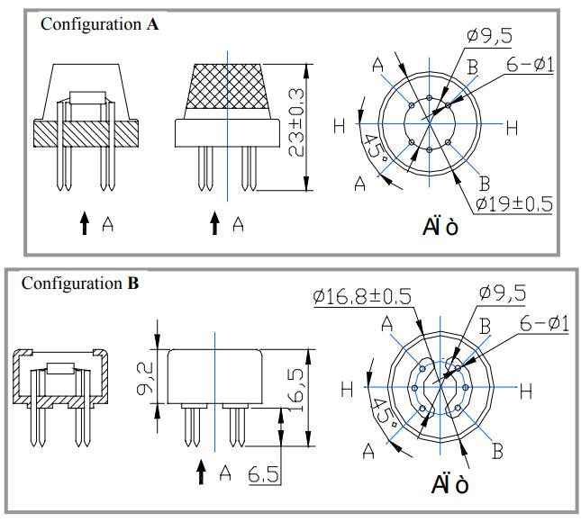 MQ-135 Gas Sensor Pinout, Features, Alternatives, Datasheet