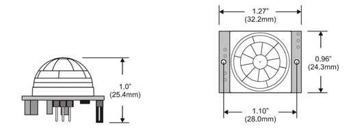 Fabulous Hc Sr501 Pir Sensor Working Pinout Datasheet Wiring 101 Vieworaxxcnl